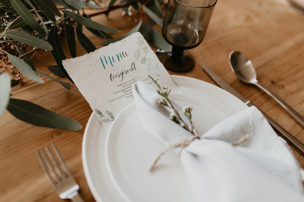 Verwonderlijk Eten van een lekkere tafel – Oogstrelende lekkernijen met een FC-08